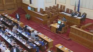 Депутатите обсъждат отпускане на пари на НЕК за плащане на дълга по АЕЦ Белене