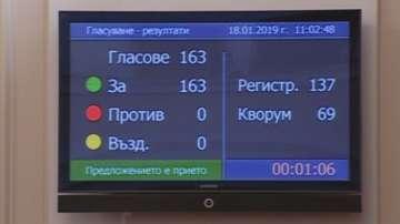Депутатите приеха на първо четене Закона за социалните услуги