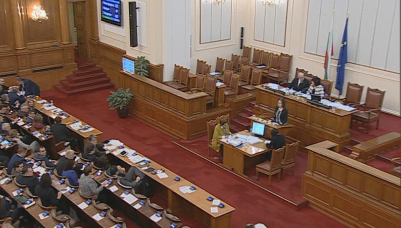 След тридневно гласуване депутатите приеха държавния бюджет за 2020-а. Той