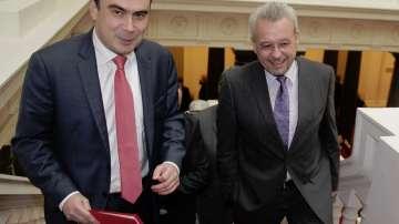 Внесен е първият вот на недоверие към кабинета Борисов 2