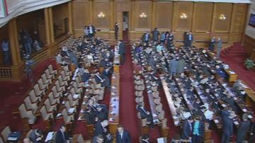 НС отложи гласуването на Закона за пътищата