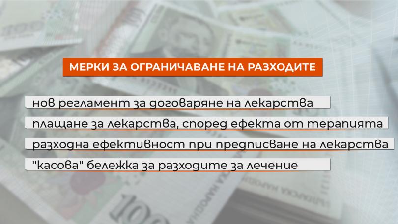 снимка 4 Проектобюджетът на НЗОК: Повече пари за здраве и сериозна реформа от догодина