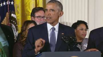 Барак Обама представи мерки за огнестрелните оръжия