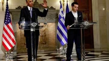 Обама: Единствено мерките за икономии не могат да донесат просперитет на Гърция