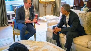 Обама похвали Меркел за бежанците