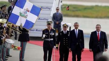 Барак Обама пристигна в Гърция