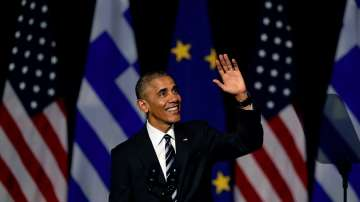 Приключи посещението на Барак Обама в Гърция