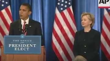 Барак Обама подкрепи Хилари Клинтън