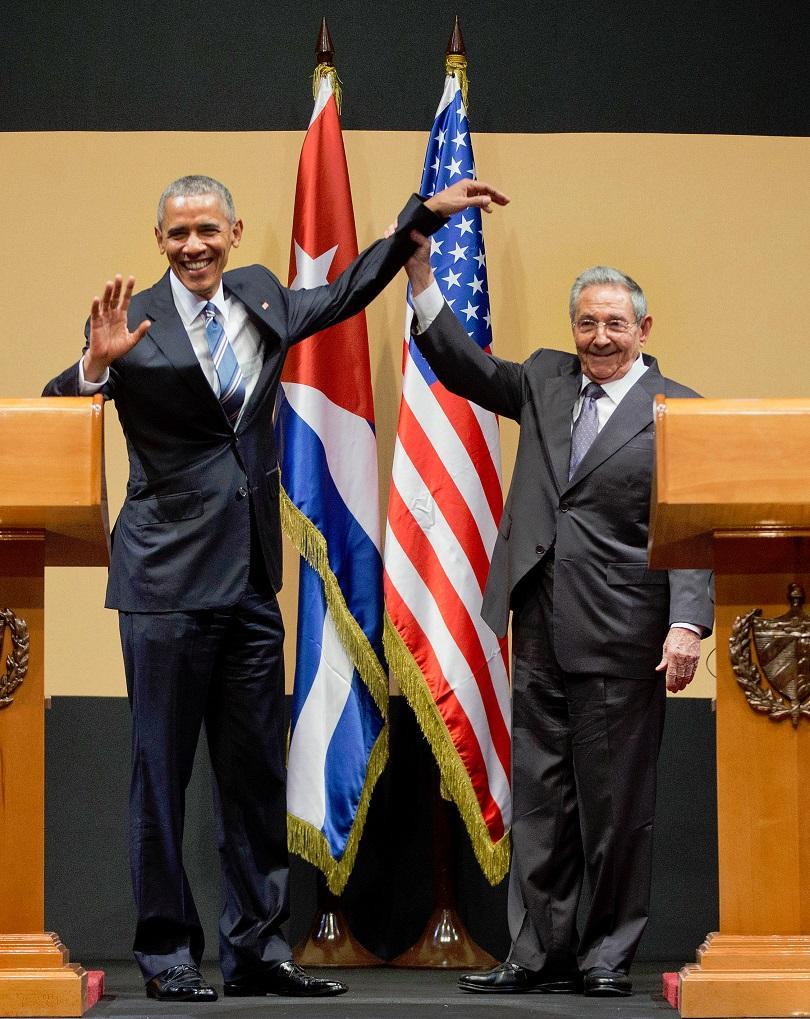 снимка 1 Барак Обама: Днес е нов ден в отношенията на САЩ с Куба