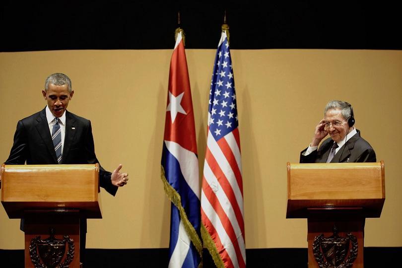 снимка 3 Барак Обама: Днес е нов ден в отношенията на САЩ с Куба
