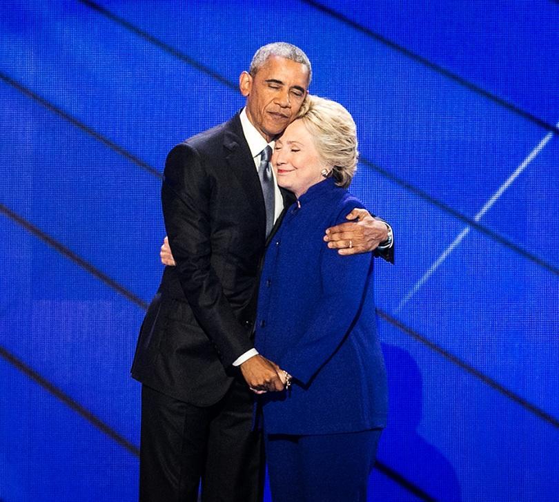 снимка 1 Обама за Хилари Клинтън: Тя ще бъде по-добър президент от мен