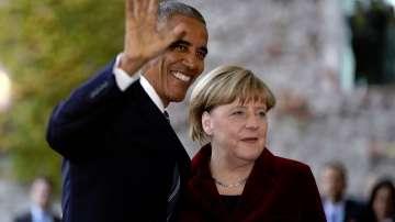 Според Обама германците трябва да изберат Меркел за четвърти мандат