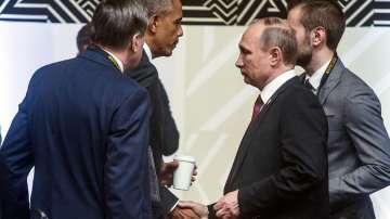 Обама и Путин са разговаряли за Сирия и Украйна