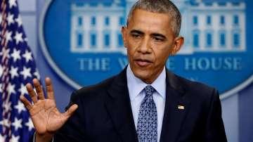 Полицията разследва инцидент с пратка с бял прах за Барак Обама