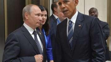 Обама и Путин не постигнаха компромис за Сирия