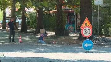 Уличен ВиК ремонт доведе до обгазяване в Пловдив
