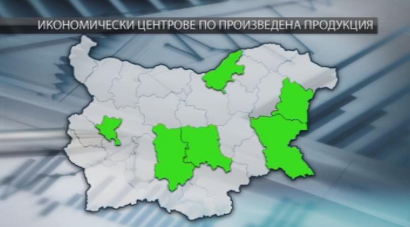 Почти половината от производството у нас е разположено в София