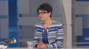 Десислава Атанасова, ГЕРБ, за срещата Каракачанов - Нинова: Няма нищо лошо