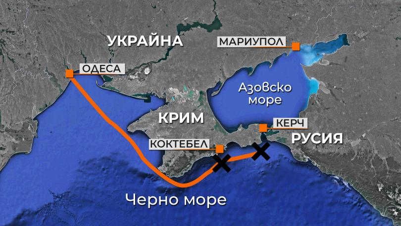 снимка 1 Напрежението Русия-Украйна: Обявиха военно положение в 10 области в Украйна
