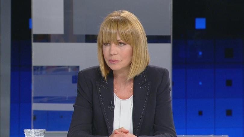 Кметът на София Йорданка Фандъкова ще предложи на парламента да