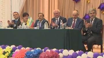 Българска делегация на посещение в Одеса