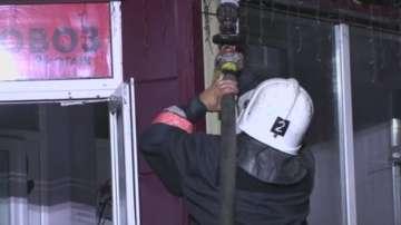 9 са жертвите след пожар в хотел в Одеса