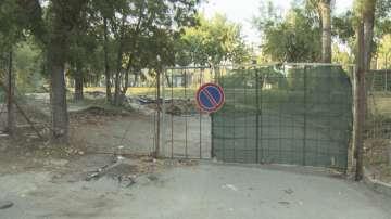 Премахват оградата на спорния терен в квартал Стрелбище в София