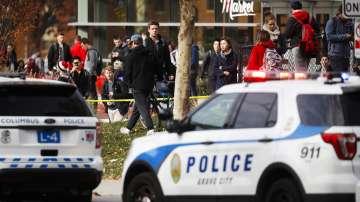 Нападателят в Охайо блъснал минувачи с кола, а после използвал касапски нож