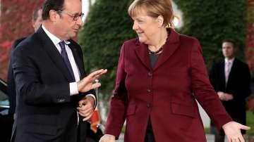 Лидерска среща за Украйна и Сирия в Берлин
