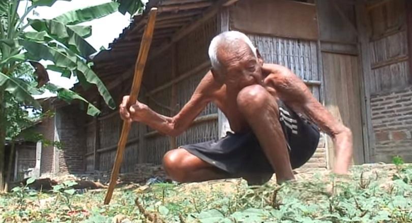 възрастният мъж света 145 години