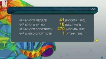 Имаме ли шанс за медал от Игрите в Рио?