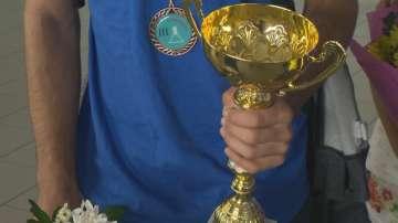 Наши деца с медали от олимпиада в Москва