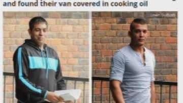 Двама българи глобени за кражба на 1000 литра олио в Англия