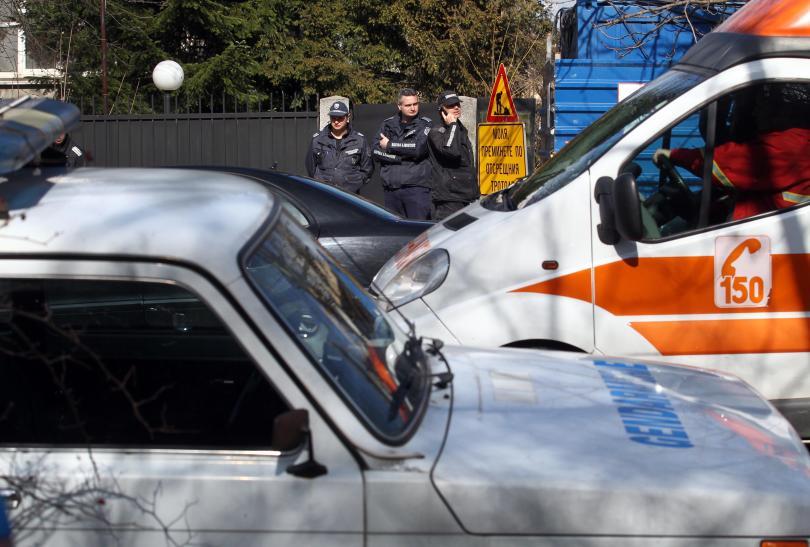 снимка 1 Палестинският президент: Омар Зайед е убит в София