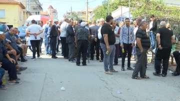 Протест в Омуртаг заради смъртта на момче в катастрофа