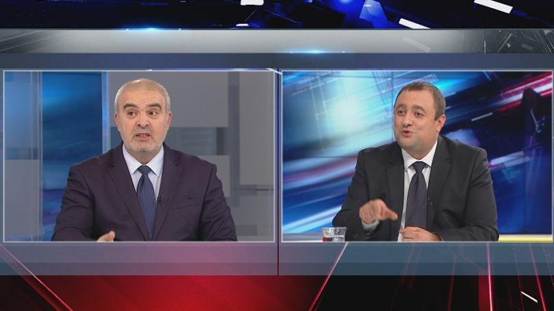 """В студиото на """"Още от деня"""" депутатите от Иван Иванов"""