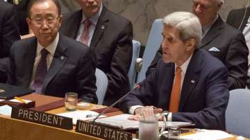 Резолюция на СС на ООН за мирен изход в Сирия