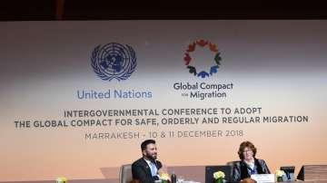 ООН прие Глобалния пакт за миграцията в Маракеш