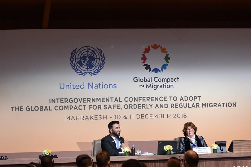Конференцията на ООН прие Глобалния пакт за миграцията пред лидери