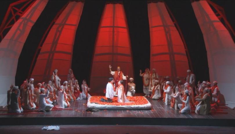 Фестивалът за оперно и балетно изкуство в Стара Загора отбелязва