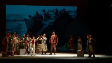 """""""Италианката в Алжир"""" оживява на сцената на Старозагорската опера"""