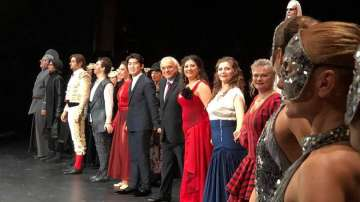 Изключителен успех за Софийска опера и балет на турнето в Япония
