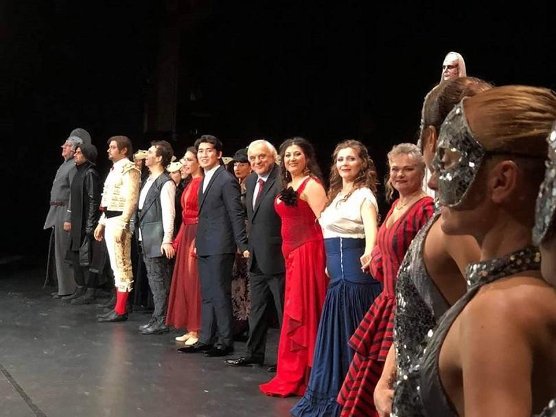 Софийска опера и балет гастролира с изключителен успех на японска