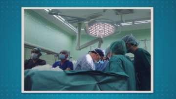 Лекари от ВМА и Пирогов спасиха 10-годишно момче с рядък тумор