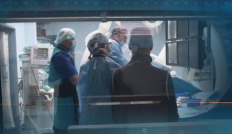 Уникална мозъчна операция беше извършена в столичната болница