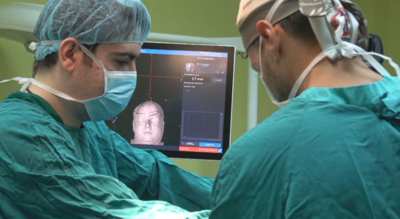 Пациент с мозъчен тумор от над 1 килограм беше спасен