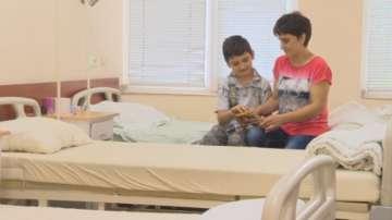В Александровска болница спасиха от ослепяване дете с тежка травма