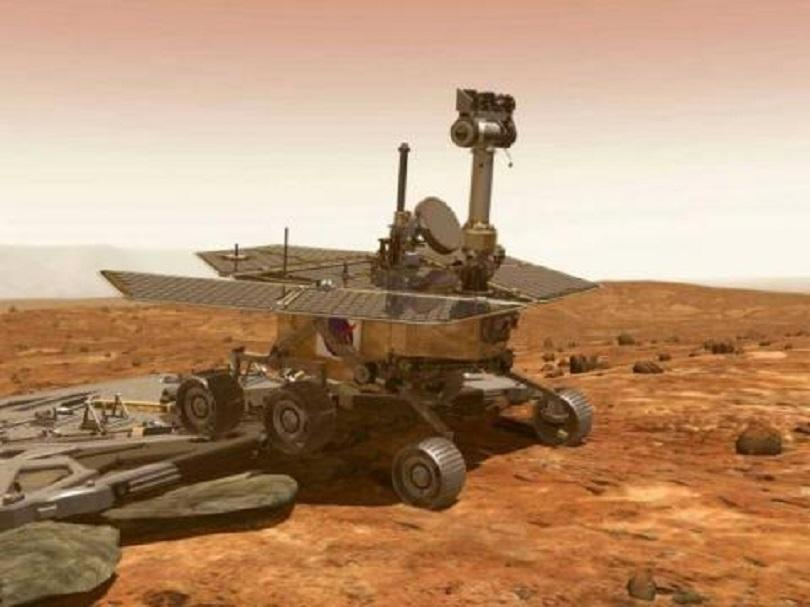 снимка 1 Учени откриха голямо подземно езеро под Южния полюс на Марс (СНИМКИ / ВИДЕО)