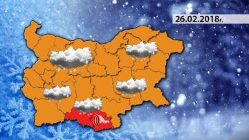 АПИ: В Североизточна България положението е най-тежко