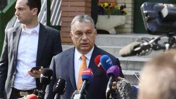 Прогнозират победа с над 50% за партията на премиера Орбан в Унгария